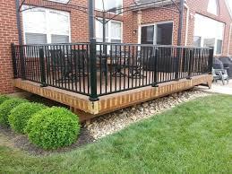 handrails the fence company llc