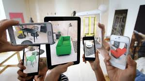 ikea virtual room designer ikea catalog uses augmented reality to give a virtual preview of