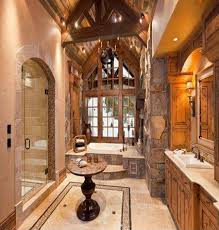 Rustic Master Bathroom Ideas - rustic bathroom designs photos rustic master bathroom with