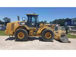 2011 caterpillar 966h wheel loader for sale 8 855 hours austell