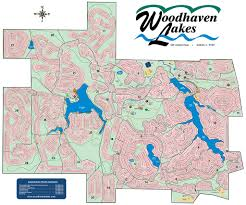 Il Map Property Map Woodhaven Lakes
