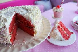 pieday friday my red velvet birthday cake
