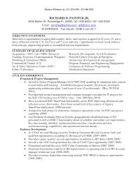 Resume For Test Lead Projects Ideas Painter Resume 14 Resume For Aircraft Painting