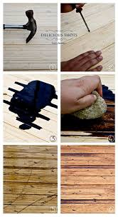 Homemade Wood Stain Learn To Make Natural Stain At Home by Best 25 Distressed Wood Ideas On Pinterest Distress Wood How