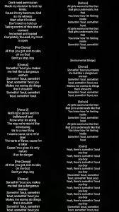 U Got It Bad Lyrics 57 Best Song Lyrics Images On Pinterest Song Lyrics Lyrics And
