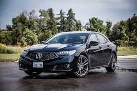 Acura Tlx Spec Review 2018 Acura Tlx A Spec Canadian Auto Review