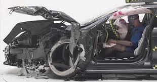 insurance institute for highway safety tests tesla model s