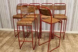 vintage tall bar stools tall retro vintage bar stools
