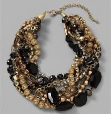 necklace chunky images Discovering chunky necklaces to improve your overall look jpg