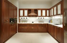 Oak Kitchen Cabinet by Simple Modern Wood Kitchen Cabinets Good 23 Image Of Throughout