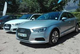 audi car a3 refreshed audi a3 arrives in sa pics details prices wheels24