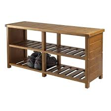 Modern Shoe Storage Bench Shoe Rack With Bench U2013 Amarillobrewing Co