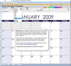 make a photo calendar template print calendar