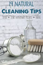 natural cleaning tips u0026 recipes wellness mama