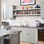 shelving ideas for kitchens kitchen faux floating shelves is an easy diy solution for