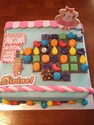 cake ideas candy crush birthday cake cakecentral throughout birthday cake