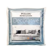 decorative pillows home goods pellon home goods decorative pillow insert 16 x 16 discount