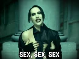 this is the new lyrics marilyn manson song in images
