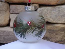 best 25 painted christmas ornaments ideas on pinterest glass