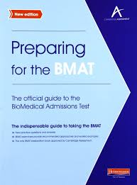 preparing for the bmat the official guide to the biomedical