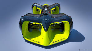 futuristic cars drawings these are the crazy futuristic cars of roborace the world u0027s first