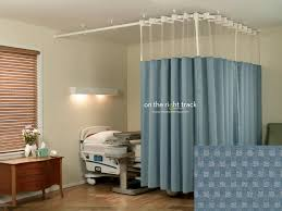 Hospital Cubicle Curtains Hospital Cubicle Curtains Decorating With On The Right Track