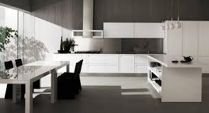 deco cuisine blanche et grise cuisine blanche et grise 30 designs modernes et élégants