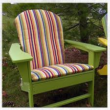 Diy Adirondack Chairs How To Make An Adirondack Chair Cushion Do It Yourself Advice Blog