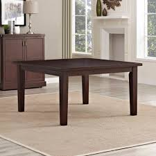 Wooden Square Dining Table Furniture Eve Wooden Square Dining Table As Inspirations Including