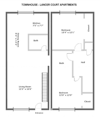 apartments house plans with inlaw apartments house plans with