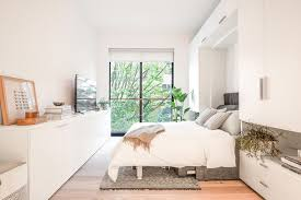 Affordable Interior Design Nyc Prefab New York Micro Unit Apartment Building Offers Affordable