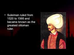 Ottoman Ruler The Ottoman Empire 3