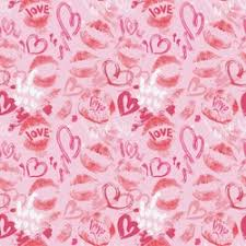heart wrapping paper personalized wrapping paper youcustomizeit