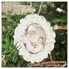 2perfection decor easy diy keepsake frame ornament