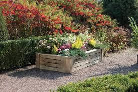 landscape ideas decorative outdoor planters with wooden planter