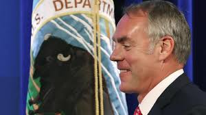 Who Is The Head Of The Department Of Interior Ryan Zinke Makes Staff Raise A Special Flag When He U0027s Around Time