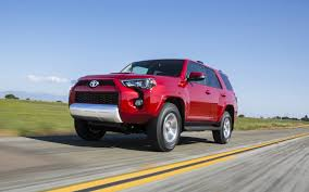 toyota official website 2017 toyota 4runner limited 7 seats price engine full