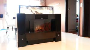 Electric Fireplace Tv by Building A Tv Lift Cabinet Electric Fireplace Dimplex
