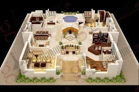 3 bedroom duplex floor plans india