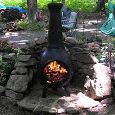 Mexican Outdoor Fireplace Chiminea Beautiful Chiminea Outdoor Fireplace Gallery Interior Design