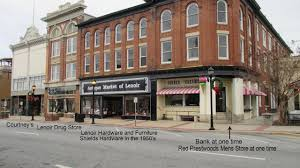 House And Furniture Lenoir Hardware And Furniture Company Part 1 Of 3 Lenoir N C