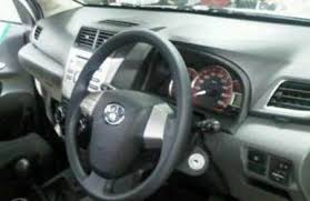 New Avanza Interior 2012 All New Toyota Avanza Debuts In Indonesia The Real Next