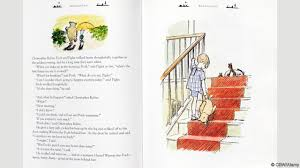 Winnie The Pooh Writing Paper Bbc Culture Aa Milne And The Curse Of Pooh Bear