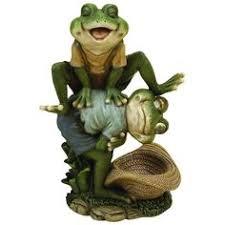 frog ornaments for the garden fasci garden