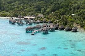 bora bora luxury overwater bungalow for us 422 per night for two