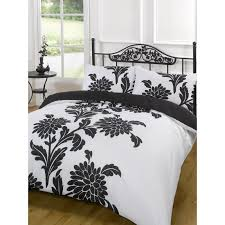 Black And White King Bedding Black And White Duvet Sets Uk For Attractive Property Black And