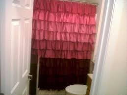 Gypsy Ruffled Shower Curtain Gypsy Ruffled Shower Curtain Ruffled Shower Curtain Ideas