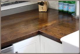 countertops corner cabinet butcher block countertop white