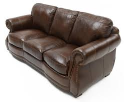 austin top grain leather sectional with ottoman austin top grain leather sofa weir s furniture