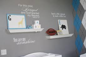 Boy Nursery Decor Ideas Awesome Decorating Ideas For Baby Boy Room Ideas Liltigertoo